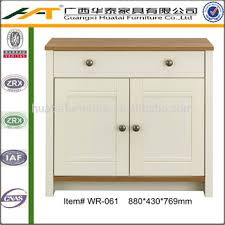 small sideboard in rustic oak and cream effect buy white oak