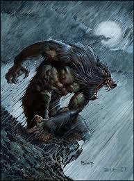 werewolf by night mike ploog monsters pinterest werewolves