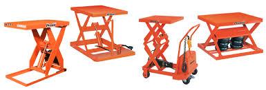 Pallet Lift Table by Presto Lifts Scissor Lift Tables
