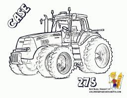useful picture series of tractor coloring pages proper intended