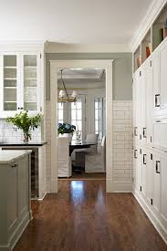 good looking sage green kitchen colors walls with white cabinets