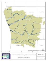 Western Michigan Map by Geographic Coverage Of Swmtu U2013 Schrems West Michigan Trout Unlimited