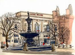 the liverpool scene urban sketchers