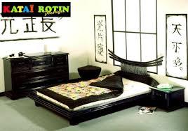 d馗oration japonaise pour chambre deco chambre style japonais papier peint sur mesure tapisserie