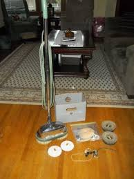 electric floor scrubber ebay