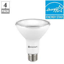 security light led replacement bulb par30 led bulbs light bulbs the home depot