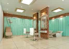 3d hair salon barber shop stock photo wang xin wxin 5394213