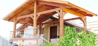 Covered Patio Pictures Wood Patio Covers