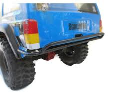 jeep cherokee prerunner scalerfab scx10 scx10 ii prerunner series rear bumper w shackle