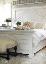 our modern french country master bedroom u2013 one room challenge