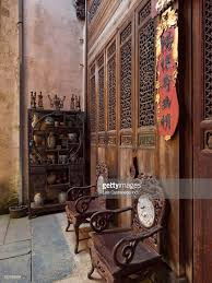 wood home interiors carved wood home interior decoration nanping anhui china stock
