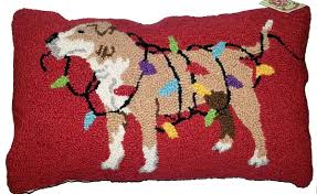 lover breed pillows hooked pillows gifts for the