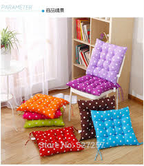 Remarkable Tie On Cushions For Kitchen Chairs And Indoor Dining - Indoor dining room chair cushions