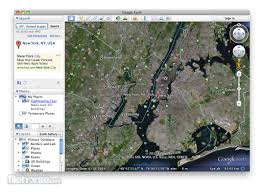 Google Maps New York City by Google Earth 7 3 0 3832 Download For Mac Change Log Filehorse Com