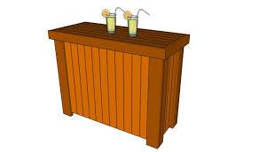 wooden bar plans callforthedream com
