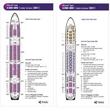 our aircraft thai airways