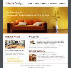 interior design web templates vitlt com