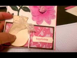 sister happy birthday card youtube