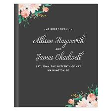 guest books wedding guest books instantly preview your design basic invite