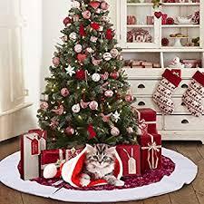 aytai non woven tree skirt 48 inches