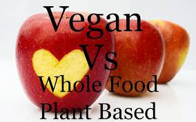 the vegan diet vs the whole food plant based diet sheri goodman