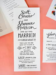 wedding invitations san diego lettered san diego wedding invitations