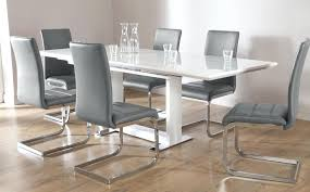 White Dining Room Table Set Grey Dining Table And Chairs Grey Dining Room Table Sets