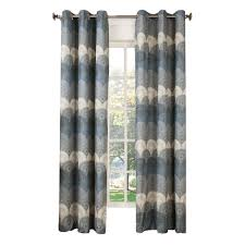 navy orion window curtain panel 84 in at home at home