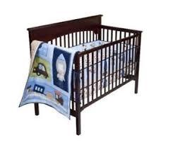 Baby Nursery Bedding Sets For Boys Train Crib Bedding Ebay