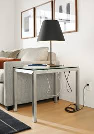 Table Lamps With Outlets In Base How To Add Power To Your Home Room U0026 Board
