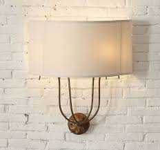 Wall Sconce Lamp Shades Best 25 Fabric Shades Ideas On Pinterest Diy Blinds Blinds