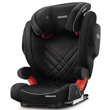 recaro monza 2 seatfix 3 12 years performance black baby