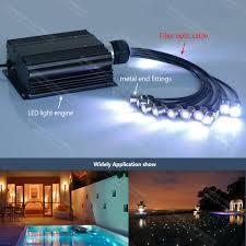 Street Lights For Sale Supper Brightness 14mm End Glow Soft Cable Fiber Optic Lights For