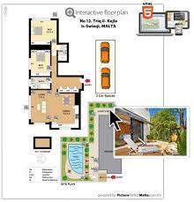 interactive floorplan interactive plan real estate malta gozo
