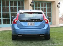 blue volvo station wagon 2015 volvo v60 t5 sport wagon exterior the truth about cars