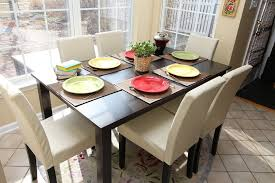 Dining Room Table 6 Chairs White Dining Room Table And 6 Chairs Gallery Of White Dining Room