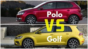 volkswagen hatchback 1970 2017 volkswagen golf vs volkswagen polo youtube