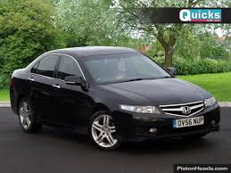 2006 black honda accord used honda accord cars for sale with pistonheads