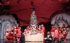dr seuss u0027 grinch stole christmas musical