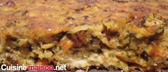 cuisiner reste poulet quiche sans pâte aux courgettes et poulet