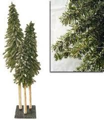 6 alpine tree with lights shop hobby lobby