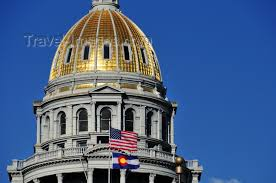 Colorado travel style images Denver colorado usa colorado state capitol gilded dome us jpg