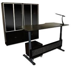 Sit Or Stand Desk by Sit Stand Desks Minneapolis Milwaukee Podany U0027s