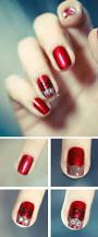 nail art marvelous easy nail art designs for short nails image