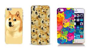 Meme Iphone Case - new doge meme iphone case cover for 5 5s se 6 6s 7 8 plus x shiba