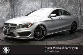 motor werks mercedes hoffman estates used 2015 mercedes 250 sport coupe near schaumburg