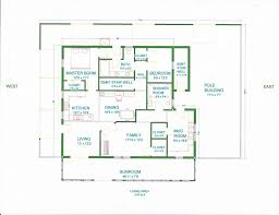 Pole Building Floor Plans Apartments Shed Home Plans Barndominium Floor Plans Pole Barn