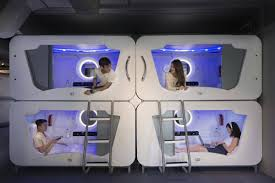 8 high tech pod hotels that will change the way you travel