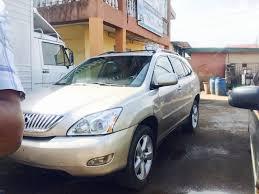 lexus rx330 nairaland toks 2005 lexus rx330 basic leather 3m in egbeda autos nigeria
