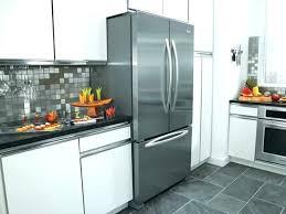 cabinet depth refrigerator lowes lg counter depth refrigerator lowes kitchen island cart